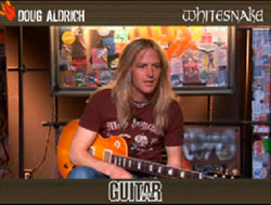 Doug Aldrich: The Guitar World Interview