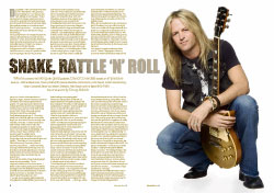 Doug Aldrich: Marshall LAW 10 - 04/2008