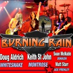 Burning Rain Jan-19 2013 Key Club Hollywood