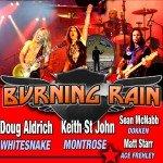 Burning Rain Jan-19 2013 Key Club Hollywood