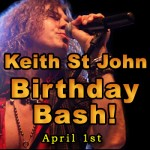 Keith St John Birthday Bash