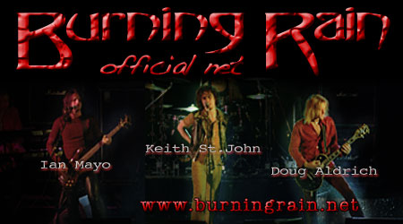 Burning Rain official net