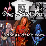 Doug Aldrich Merchandise 2011