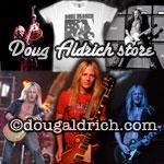 Doug Aldrich Merchandise 2011