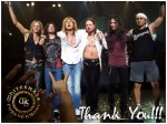 Merry Xmas &amp; Thank you from Whitesnake!