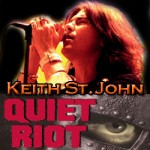 Keith St.John with Quiet Riot
