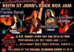 Keith St John's Rock Box Jam at Sunset House Of Blues (Sep-25-2012)