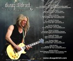 Doug Aldrich Masterclass Tour Europe 2012