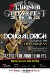 Kingston Guitarfest 2012 – Doug Aldrich in Chile
