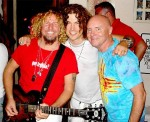 Keith St.John - Ronnie Montrose - Sammy Hagar