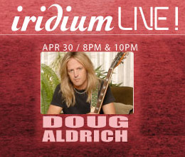 IridiumLive April 30th
