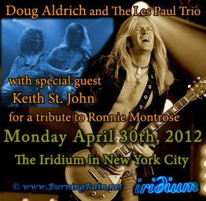 Doug Aldrich - Keith St John: Apr-30-2012