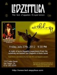 Keith St John: Led Zepplica in San Diego