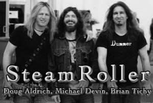 Doug Aldrich - SteamRoller 2012