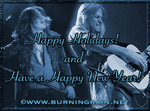 Happy Holidays and Have a Happy New Year!