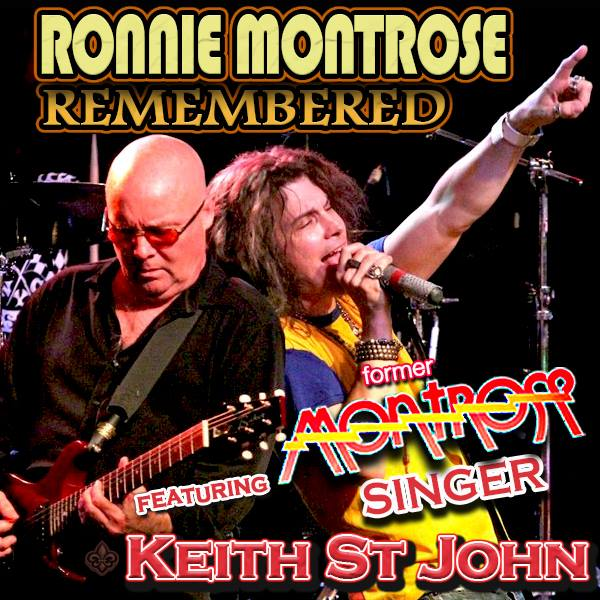 Keith St John - Namm Jamm 2016: Ronnie Montrose Remembered
