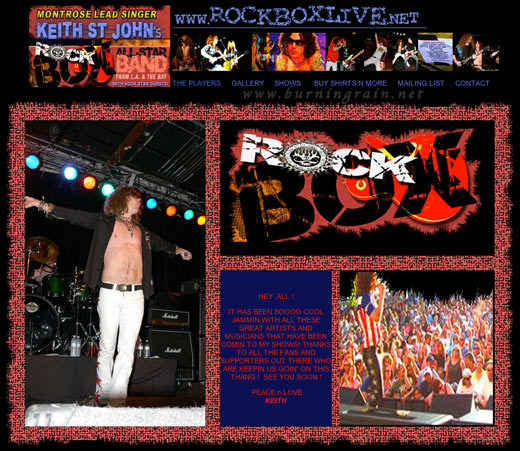 Kieth St.John's RockBox