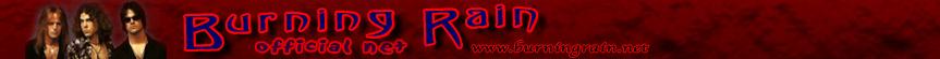 BURNING RAIN official net