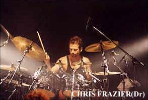 Chris Frazier