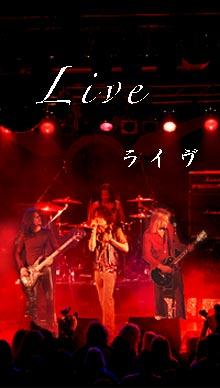 Burning Rain Live